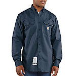 Carhartt Men's Flame Resistant Classic Twill Shirt