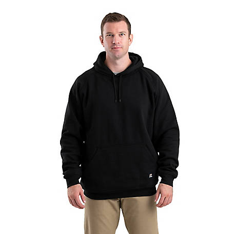 Berne Men's Thermal-Lined Hooded Pullover Sweatshirt