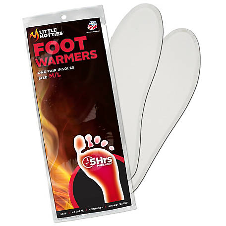 Little Hotties Foot Warmer, M/L