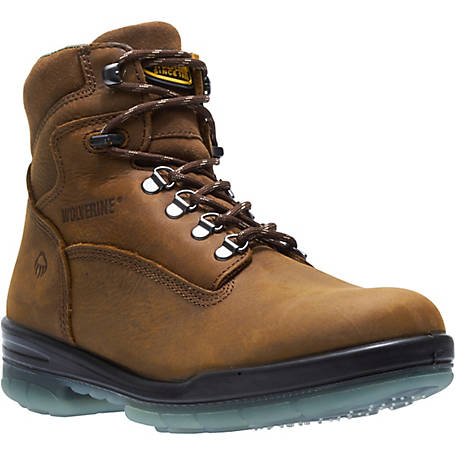 Wolverine Men's Durashocks 6 in. Waterproof Insulated Work Boot
