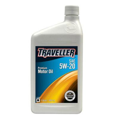 Buy Traveller Motor Oil 5W-20; 1 qt. Online
