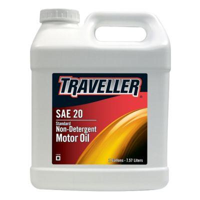 Buy Traveller Non-Detergent SAE20; 2 gal. Online