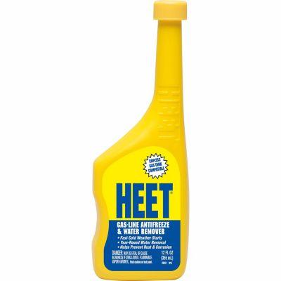Buy HEET Gas Line Antifreeze and Water Remover; 12 fl. oz. Online