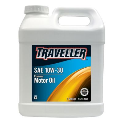 Buy Traveller Motor Oil 10W-30; 2 gal. Online