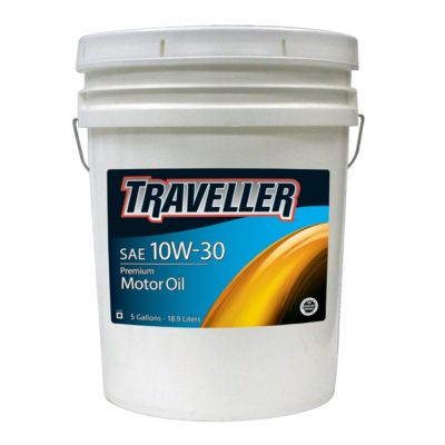 Buy Traveller Motor Oil 10W-30; 5 gal. Online