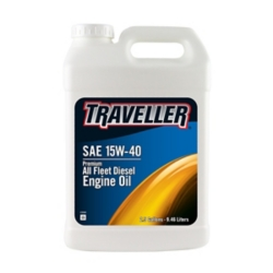 Shop Traveller Premium All Fleet Diesel Engine Oil, 2.5 Gallons at Tractor Supply Co.
