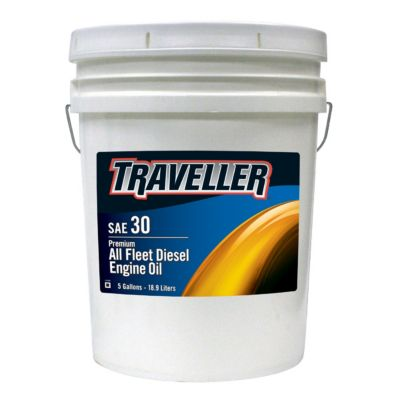 Buy Traveller Diesel Engine Oil SAE 30; 5 gal. Online