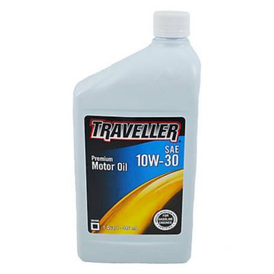 Buy Traveller Motor Oil 10W-30; 1 qt. Online