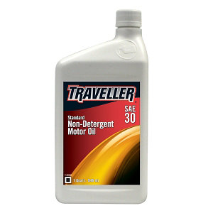 Traveller Non Detergent Oil Sae 30 1 Qt At Tractor