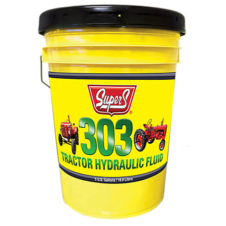 Super S SuperTrac 303 Tractor Hydraulic Fluid, 5 gal  at Tractor Supply Co