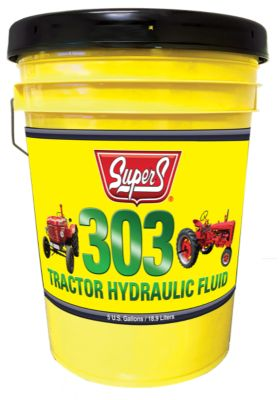 What are some good brands of tractor hydraulic fluid?