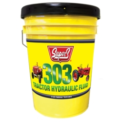 Shop 5 gal. Super S Supertrac 303 Tractor Hydraulic Fluid at Tractor Supply Co.