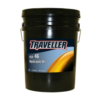 Traveller All Season Hydraulic Oil ISO 46, 5 gal  at Tractor Supply Co
