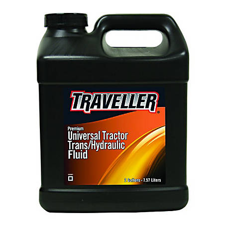 Traveller Universal Tractor Trans/Hydraulic Fluid, 2 gal., 591568