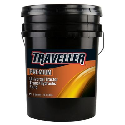 Traveller Premium Universal Tractor Trans/Hydraulic Fluid, 5 gal  at  Tractor Supply Co