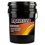 Traveller Premium Universal Tractor Trans/Hydraulic Fluid, 5 gal.