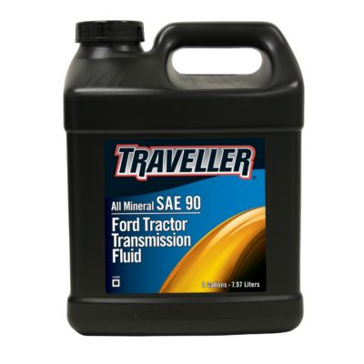 Traveller Ford Tractor All Mineral 90 Transmission Fluid, 2 gal.