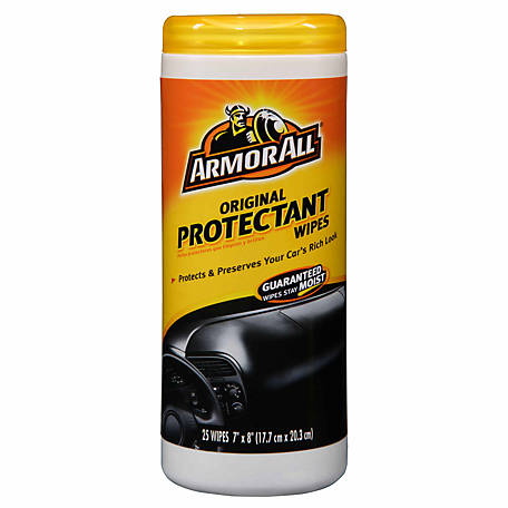 Armor All Original Protectant Wipes, Pack of 25