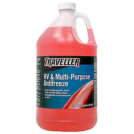 Traveller RV & Multi-Purpose Antifreeze, 1 gal., TER0A3