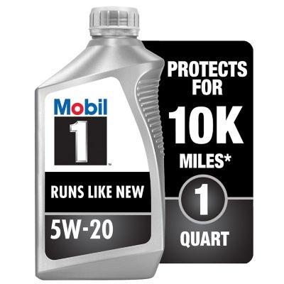 Buy Mobil 5W20 Synthetic Oil; 1 Qt. Online