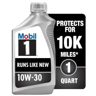 Buy Mobil 10W30 Synthetic Oil; 1 Qt. Online