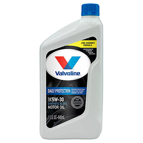 Valvoline 5W30 Conventional Motor Oil, 1 qt  at Tractor Supply Co