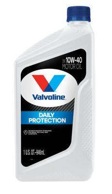 Buy Valvoline 10W40 Conventional Motor Oil; 1 qt. Online