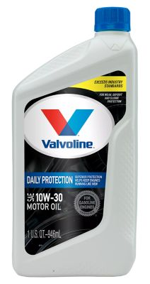 Buy Valvoline 10W30 Conventional Motor Oil; 1 qt. Online