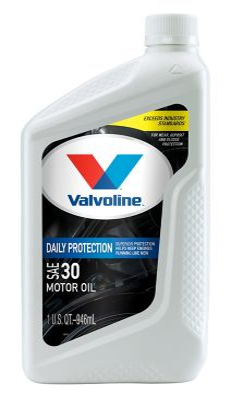 Buy Valvoline SAE 30 Conventional Motor Oil; 1 qt. Online
