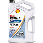 Shell ROTELLA T 15W-40 Motor Oil, 1 gal.