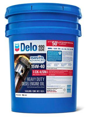 Buy Chevron Delo 400 SDE SAE 15W-40 Pail Online