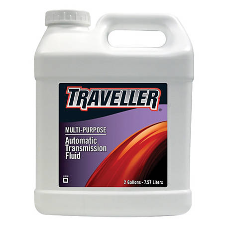 Traveller ATF Dexron III/Mercon Transmission Fluid, 2 gal.