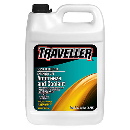 Traveller 50/50 Prediluted Extended Life Antifreeze & Coolant, 1 gal  at  Tractor Supply Co