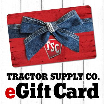 Gift Cards at Tractor Supply Co.