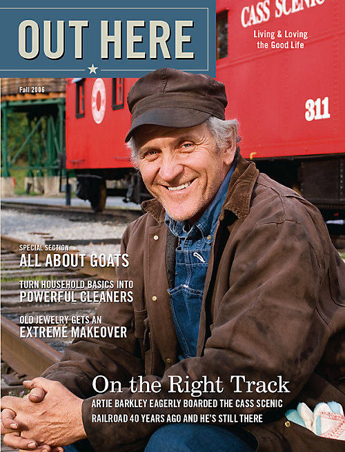 Out Here Magazine - Fall 2006 - Tractor Supply Co.