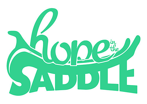 Hope in the saddle