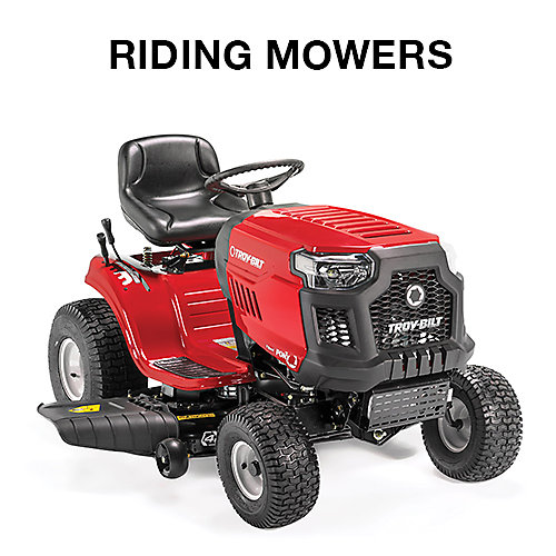 Troy-Bilt Riding Mowers - Tractor Supply Co.