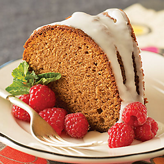 Chocolate Syrup Pound Cake