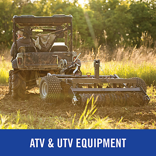 Tarter ATV & UTV Equipment - Tractor Supply Co.