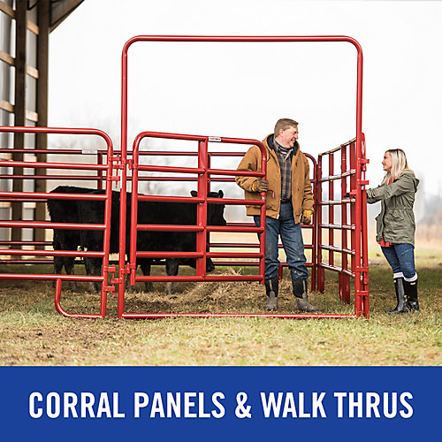 Tarter Corral Panels & Walk Thrus - Tractor Supply Co.