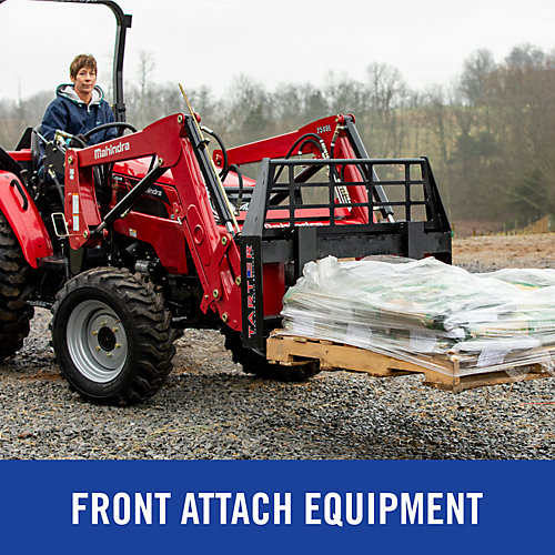 Tarter Front Attach Equipment - Tractor Supply Co.