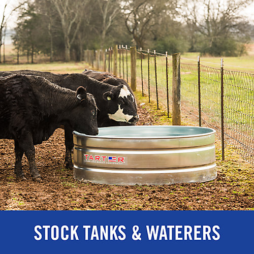 Tarter Stock Tanks & Waterers - Tractor Supply Co.