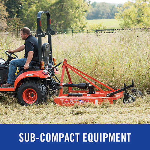 Tarter Sub-Compact Equipment - Tractor Supply Co.