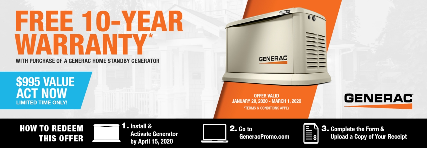 Generac - Tractor Supply Co.
