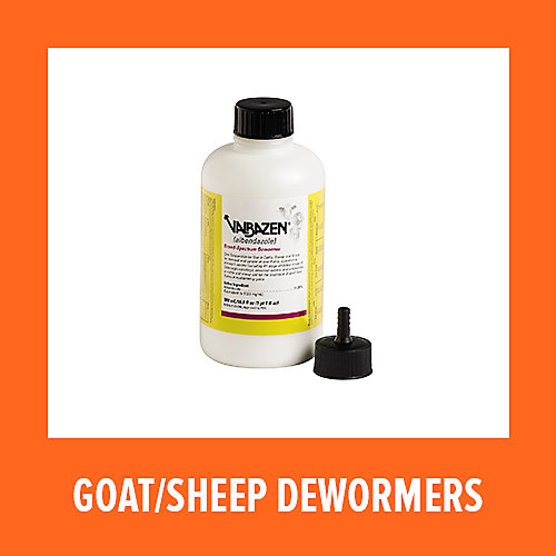 Zoetis Goat & Sheep Dewormer - Tractor Supply Co.